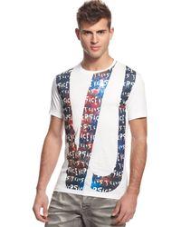 Versace Jeans Vj Logo T-shirt - Lyst