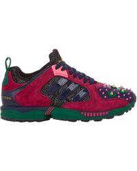 Mary Katrantzou - Decathlon Zx 5000 Sneakers-Pink Size 10.5 - Lyst