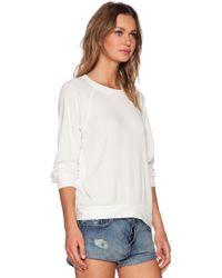 Kain | Lizzy Jersey Sweatshirt | Lyst