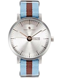 Smart Turnout - City Stainless Steel Watch - Lyst