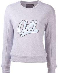 Antipodium - Graphic Sweatshirt - Lyst