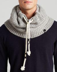 Bickley + Mitchell - Basic Knit Snood - Lyst
