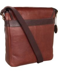 Fossil Estate Northsouth City Bag - Lyst