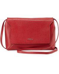 Furla Glam Envelope Crossbody Bag - Lyst