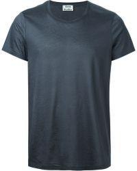 Acne Studios Standard O Cotton T-shirt - Lyst