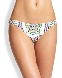 Mara Hoffman Reversible Bikini Bottom - Lyst