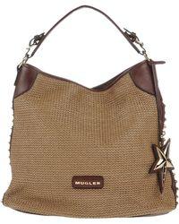 Mugler Handbag - Lyst