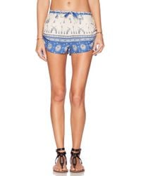Spell & The Gypsy Collective Coyote Shorts - Lyst