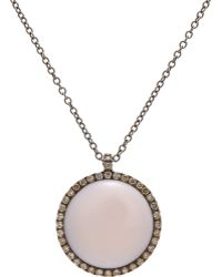 Roberto Marroni - Women's Gemstone Pendant Necklace - Lyst