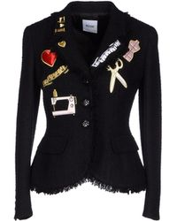 Moschino Cheap & Chic Blazer multicolor - Lyst