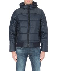 G-star Raw Whistler Quilted Shell Jacket - Lyst