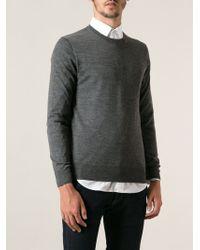 Polo Ralph Lauren Slim Fit Crew Neck Sweater - Lyst