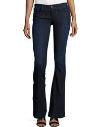 True Religion Charlize Low-Rise Flare Jeans - Lyst