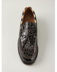 Weber Hodel Feder - Lyminghton Calf Leather Loafers - Lyst
