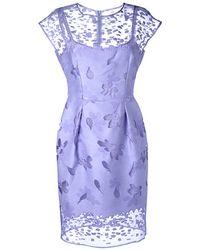 ESCADA Dress Duyve - Lyst