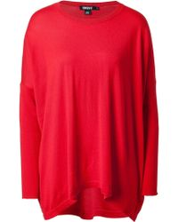 DKNY Merino Wool Pullover - Lyst