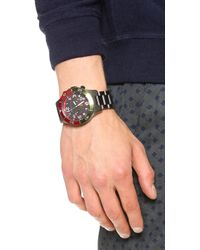 Marc By Marc Jacobs - Rock Chronograph Watch - Lyst