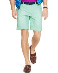 Polo Ralph Lauren Classic-Fit Oxford Shorts - Lyst