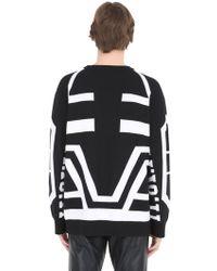 KTZ - Wool Ski Sweater - Lyst