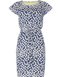 Linea Weekend Staten Island Printed Dress - Lyst