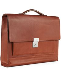 Cole Haan - Flap Briefcase - Lyst