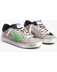 James Perse Golden Goose Superstar Sneaker - Mens - Lyst