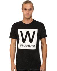 Wesc Weactivist Short Sleeve Tee - Lyst