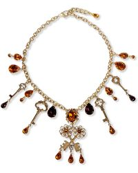 Dolce & Gabbana Necklace - Lyst