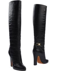Givenchy Black Boots - Lyst