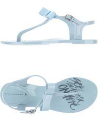 Schumacher - Thong Sandal - Lyst