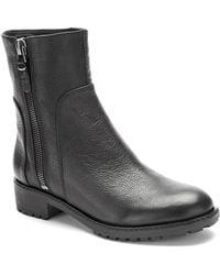 Via Spiga Eartha Side Zip Boots - Lyst