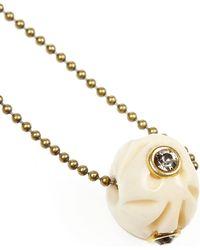 Isabel Marant Panarea Necklace - Lyst