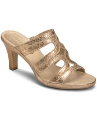 Aerosoles Dorothea High Heel Sandals - Lyst