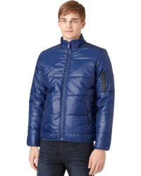Calvin Klein Jeans Puffy Jacket - Lyst