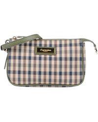 Aquascutum Medium Fabric Bag Lyst