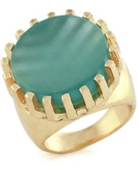 BCBGeneration - Snakes On A Chain Prong-set Ring - Lyst