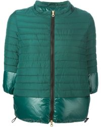 Duvetica Quilted Jacket - Lyst