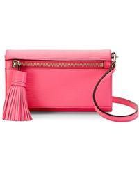 Rebecca Minkoff Jill Crossbody pink - Lyst