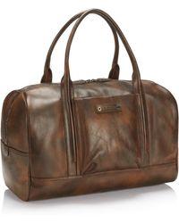 BOSS Orange - Weekender | Leather Travel Bag - Lyst
