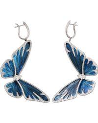 Arunashi - Butterfly Great Migration Earrings - Lyst