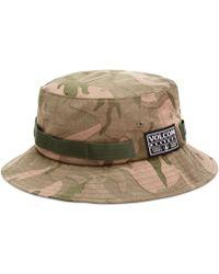 Volcom - The Brodie Bucket Hat - Lyst