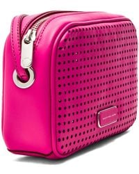 Marc By Marc Jacobs Sally Perf Leather Bag - Lyst