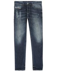 Diesel Tephar Skinny Jeans - Lyst
