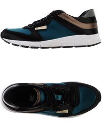 Gucci Teal Low-tops  Trainers - Lyst