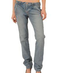 J Brand Jeans Azzurro - Lyst