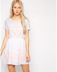 Dress Gallery - Pamela Skater Dress - Lyst