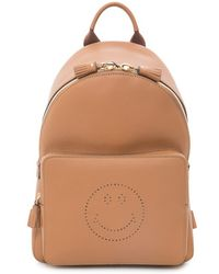 Anya Hindmarch | Smiley Mini Backpack | Lyst