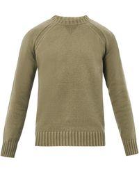 Steven Alan - Crewneck Cotton Sweater - Lyst