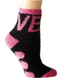 Life Is Good. - Valentine's Day Snuggle Crew Socks - Lyst