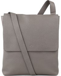 Mulberry Reporter Soft Grain Leather Cross-body Bag - Lyst